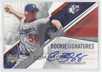 Rookie Signatures - Chad Billingsley /499