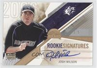 Josh Wilson /5