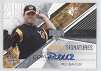Paul Maholm /999