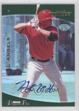 2006 TRISTAR Prospects Plus - [Base] - Gold #3 - Hank Conger /50