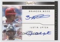 Justin Upton, Brandon Wood /15
