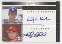 Clayton Kershaw, Kyle Drabek /15