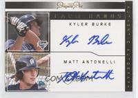 Kyler Burke, Matt Antonelli /15