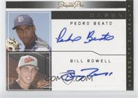 Peter Bergeron, Billy Rowell, Pedro Beato /15