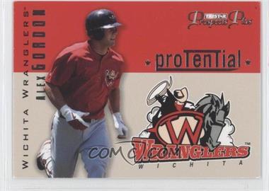2006 TRISTAR Prospects Plus [???] #P-14 - Alex Gordon