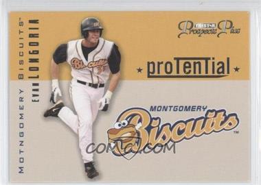 2006 TRISTAR Prospects Plus [???] #P-2 - Evan Longoria