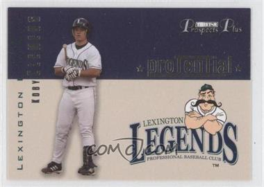 2006 TRISTAR Prospects Plus [???] #P-7 - Koby Clemens