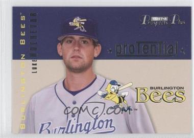 2006 TRISTAR Prospects Plus [???] #P-9 - Luke Hochevar