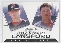 Jared Lansford, Joshua Lansford
