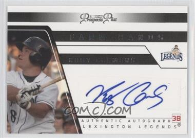 2006 TRISTAR Prospects Plus Farm Hands Authentic Autograph [Autographed] #FH 13 - Koby Clemens