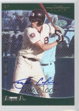2006 TRISTAR Prospects Plus Gold #38 - Tyler Colvin /50