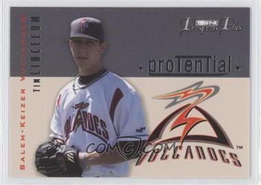 2006 TRISTAR Prospects Plus Protential #P-10 - Tim Lincecum
