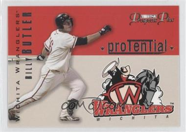 2006 TRISTAR Prospects Plus Protential #P-15 - Billy Butler