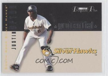 2006 TRISTAR Prospects Plus Protential #P-18 - Justin Upton