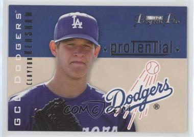 2006 TRISTAR Prospects Plus Protential #P-19 - Clayton Kershaw