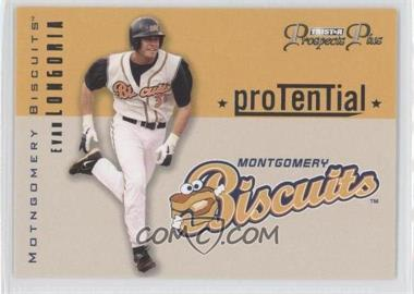 2006 TRISTAR Prospects Plus Protential #P-2 - Evan Longoria