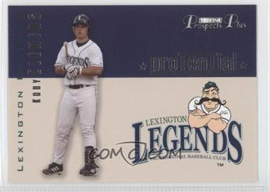 2006 TRISTAR Prospects Plus Protential #P-7 - Koby Clemens