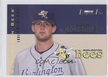 2006 TRISTAR Prospects Plus Protential #P-9 - Luke Hochevar
