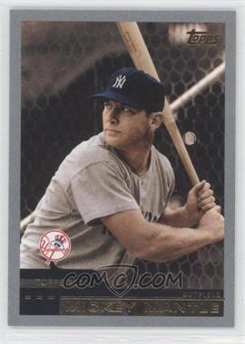 2006 Topps - Mickey Mantle Collection #MM2000 - Mickey Mantle