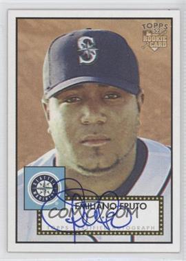 2006 Topps '52 [???] #52S-EF - Emiliano Fruto