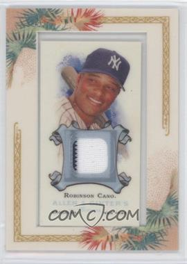 2006 Topps Allen & Ginter's - Framed Mini Relics #AGR-RC - Robinson Cano