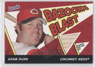 2006 Topps Bazooka - Blast Bats #BBL-AD - Adam Dunn