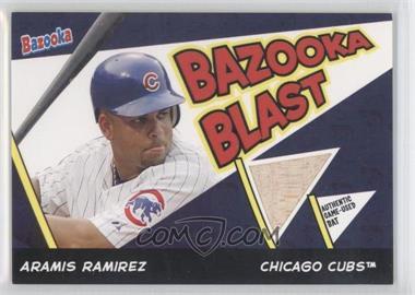 2006 Topps Bazooka - Blast Bats #BBL-ARA - Aramis Ramirez