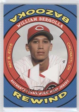 2006 Topps Bazooka - Rewind #BR-2 - William Bergolla
