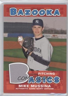 2006 Topps Bazooka [???] #BBA-MMU - Mike Mussina