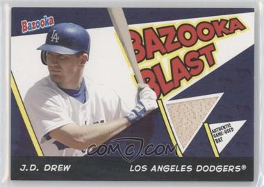 2006 Topps Bazooka [???] #BBL-JDD - J.D. Drew