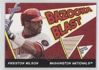 2006 Topps Bazooka [???] #BBL-PW - Preston Wilson