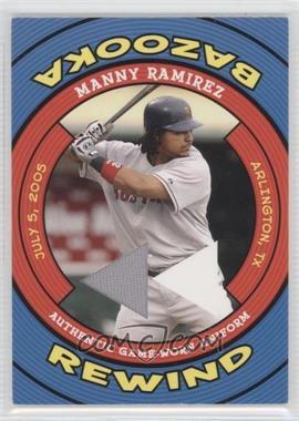 2006 Topps Bazooka [???] #BR-MR - Manny Ramirez