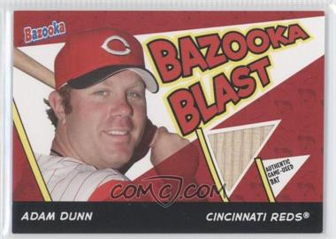 2006 Topps Bazooka Blast Bats #BBL-AD - Adam Dunn