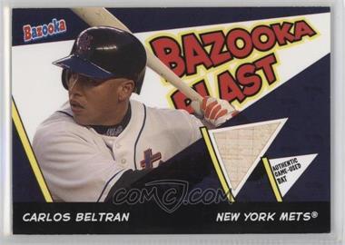 2006 Topps Bazooka Blast Bats #BBL-CB - Carlos Beltran