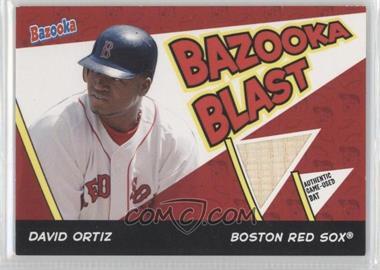 2006 Topps Bazooka Blast Bats #BBL-DO - David Ortiz