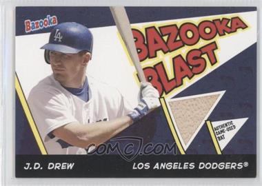 2006 Topps Bazooka Blast Bats #BBL-JDD - J.D. Drew