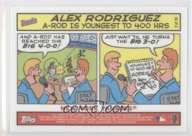 2006 Topps Bazooka Comics #2 - Alex Rodriguez