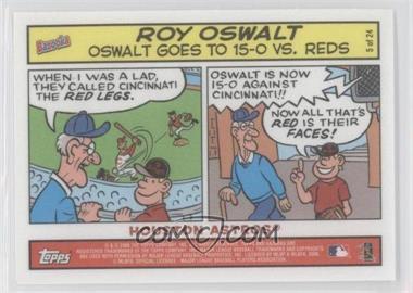 2006 Topps Bazooka Comics #5 - Roy Oswalt