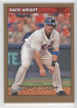 2006 Topps Bazooka Gold Chunks #69 - David Wright