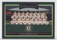 Oakland Athletics Team /55
