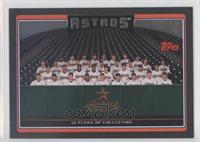 Houston Astros Team /55