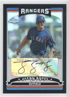 Jason Botts /200
