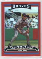 Chipper Jones #/90