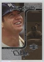 Mickey Mantle, Derek Jeter /50