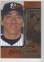 Hideki Matsui, Mickey Mantle /115