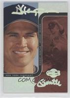 Johnny Damon, Mickey Mantle /25