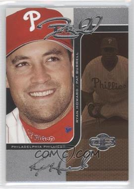 2006 Topps Co-Signers Changing Faces Silver Bronze #86-A - Pat Burrell, Ryan Howard /125
