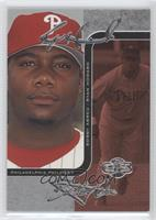 Ryan Howard, Bobby Abreu /100
