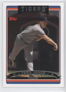 2006 Topps Detroit Tigers #DET572 - Todd Jones