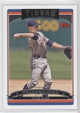 2006 Topps Detroit Tigers #DET7 - Brandon Inge